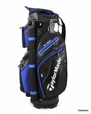 TaylorMade Tm19 Premium Cart Bag Black/blue/charcoal