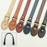 "24"" Detachable PU Leather Bag Handbag Replacement Handles Shoulder Bag Strap DIY"