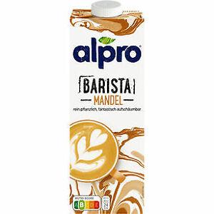 Alpro® Barista Mandeldrink 8x1.00 L Packung