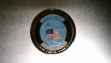 Challenge Coin Operation Homecoming Pow Colonel Ken Cordier Usaf River Rats