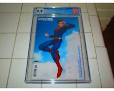 FUTURE STATE SUPERMAN OF METROPOLIS #1 VARIANT COVER CGC 9.8