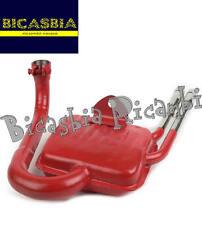 8675 - MARMITTA SPORT REPLICA ROSSA VESPA 125 GT GTR SPRINT - 150 SPRINT VELOCE