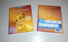 Blu Ray Box Disney Der König der Löwen Teil 1-3 Collector´s Edition