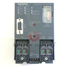 SIEMENS NEW 6ES7 972-0AB01-0XA0 PLC SIMATIC S7 DIAGNOSTIC REPEATER 12MB IP20