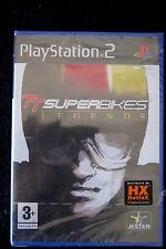 PS2 : TT SUPERBIKES LEGENDS - Nuovo, sigillato, ITA ! Circuiti leggendari !