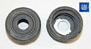 93-02 Camaro Firebird Door Jamb Switch Rubber Seal Boots  NEW GM PAIR  139X2