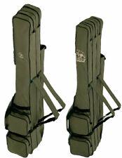 Rutentasche Futteral von Behr für 2 und 3 Ruten 1,05m bis 1,90m mit Außentaschen