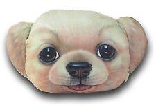 Big 3D Printed Super Soft Lifelike Dog Pillow Stuffed Animal Cushion Gift Decor