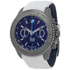 Ice-Watch BMW Motorspor Blue Dial Mens 53 mm Chronograph Watch