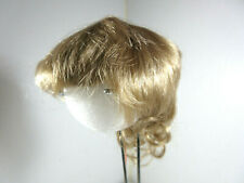 Monique Collection Doll Wig 'Jessica' Blonde Light Brown Full Cap Size 10-11