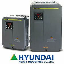 200 HP Hyundai VFD Variable Frequency Drive 460V 3 Ph N700E-1320HF 2 YR Warranty