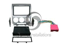 Radio Stereo Installation Mounting Dash Kit Combo SD/DD + Wire Harness MA9*