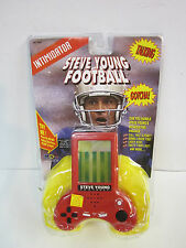 steve young san francisco 49ers NFL football handheld electronic talking game