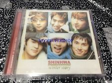 Shinhwa - Winter Story 2003-2004 CD Great Cond. Rare OOP Shin Hye Sung Andy Lee