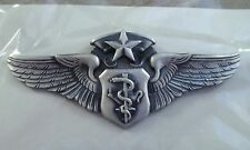 US Air Force Chief Flight Nurse Badge / Wing ( Full Size )