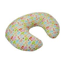 Cream Baby/Babys Elephant Nursing Pillow/Cushion Removable Cover Breast Feeding