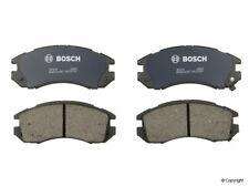 Disc Brake Pad Set-Bosch QuietCast Front WD EXPRESS fits 90-96 Subaru Legacy
