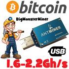 1 x Antminer U1 USB 1.6Gh/s Bitmain Asic Miner Bitcoin