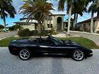 Punta Gorda Florida 2003 Black Corvette
