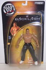 "New! 2002 Jakk's Pacific Backlash Series #1 ""The Rock"" Action Figure WWE [1125]"