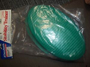 Thera-Band Pair of Green Stability Trainer, Instructions Included, New n Package