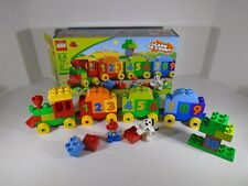 LEGO DUPLO--MY FIRST NUMBER TRAIN SET (LOOK) 10558