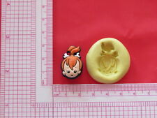 Pebbles Flintstones Silicone Mold A864 Candy Chocolate Craft Fondant Wax Soap