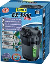 TetraTec EX1200 External Aquarium Cannister Filter Fish Tank Tetra Tec