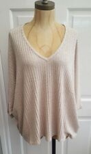 New Look c&s Rib V Neck Batwing top - brand new with tags