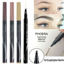4 Head Sketch Eyebrow Pencil Waterproof Fork tip Eyebrow Tattoo Pen Eyebrow Pen
