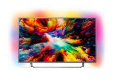 """Philips 43"""" UHD, DVB-T2/C/S2, Android TV, Ambilight 3, HDR+ RC Keyboard+ Voice"""