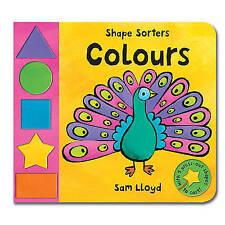 Good, Shape Sorters: Colours, , Book