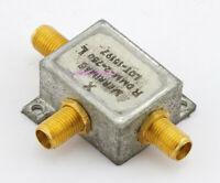 Merrimac DMM-2-750 Double Balanced Mixer 20-1400MHz (IF DC-500 Mhz) SMA