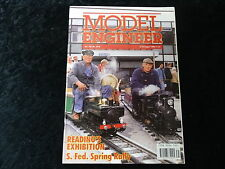 Model Engineer Magazine - No 3878 - 16 Aug 1990 - Pickering Governors