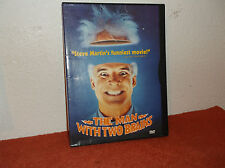 The Man With Two Brains (DVD, 1999)