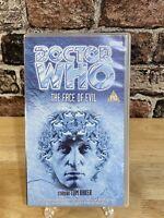 Doctor Who: The Face Of Evil -Vhs- Tom Baker