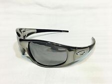 NEW RARE OAKLEY VINTAGE FMJ STRAIGHT JACKET (never used display only w/ metals)