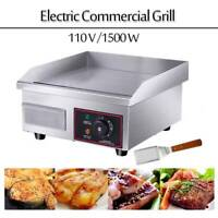 """NAKS 30/"""" UL Electric Countertop Griddle"""