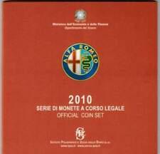 Italie 2010 : BU set Alfa Romeo