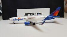 1/200 ALLEGIANT AIRLINES BOEING 757-200WL 2000'S COLORS N902NV GEMINI JETS