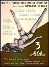 Grindhouse Director Series - Weirdos And The Oddballs (3-DVD SET)