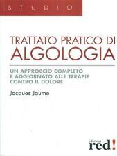 Trattato pratico di algologia / Jacques Jaume