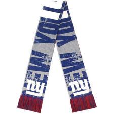 New York Giants Scarf - Printed Big Logo - Winter Neck Double Sided Team Logo