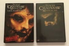 Texas Chainsaw Massacre (The Beginning)/The Chainsaw Massacre Dvds
