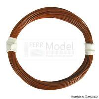 FERRMODEL 204 - Cavo elettrico ROSSO - 5 metri 0,14 mmq