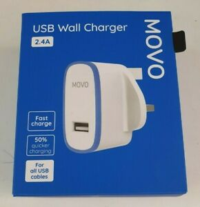 Fast Charge USB Wall Charger