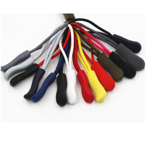 Zip puller tagging cord 10 or 20 /pack 7 DIFFERENT SHAPES,MIX'N'MATCH(UK SELLER)