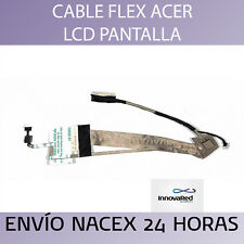 Cable flex conexión pantalla lcd Acer Aspire 5241 5810T 5810TZ 50.N2802.005