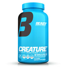 Beast Sports Nutrition Creature Creatine Complex Rapid Release (180 Capsules)