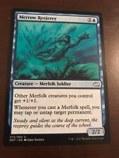 Magic the Gathering MERROW REEJEREY MTG Duel Deck Goblins vs. Merfolk many avail